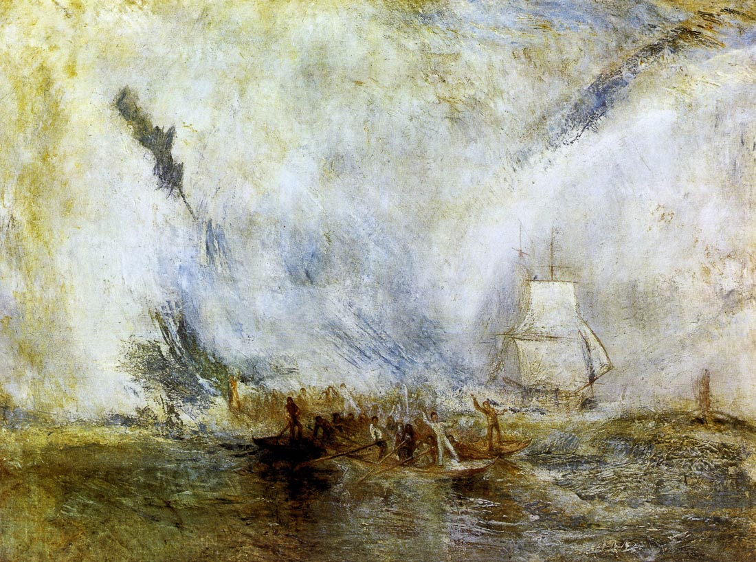 Whalers [1] - Joseph Mallord Turner
